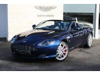 2010 Aston Martin DB9 V12 2dr Volante Touchtronic (4 Automatic Petrol Convertibl