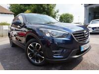 2015 Mazda CX-5 2.2d Sport Nav 5dr Manual Diesel Estate