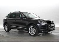 2013 (13 Reg) Volkswagen Touareg 3.0 TDi 245 Altitude DSG Deep Black DIESEL AUTO