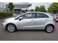 2013 Kia Rio 1.4 2 ISG Manual Petrol Hatchback