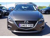 2016 Mazda 3 2.0 SE Nav 5dr Manual Petrol Hatchback