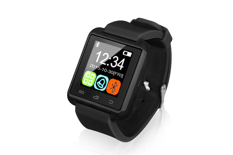 Bluetooth Smart Wrist Watch Phone Mate For Android IOS Samsung LG