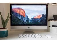 iMac 27-inch 3.2GHz Intel Core i5
