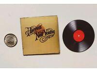 Mini  /'GUNS N/' ROSES/' record album Dollhouse BARBIE KEN BLYTHE GI JOE  1//6