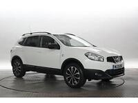2013 (13 Reg) Nissan Qashqai+2 1.5 dCi 360 4x2 Arctic White 5 STANDARD DIESEL MA