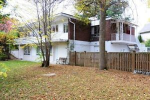 Large waterfront House 20 min. from downtown Montreal