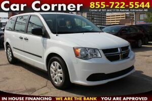 2014 Dodge Grand Caravan SE - 7-PASS/LOW KMS/FACTORY WARRANTY!