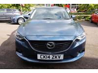2014 Mazda 6 2.0 Sport Nav 4dr Manual Petrol Saloon