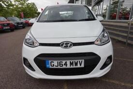 2014 Hyundai i10 1.2 SE Automatic Petrol Hatchback