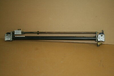 Double acting cable pnuematic actuator Tolomatic