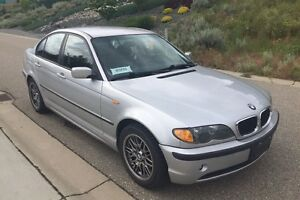 02 BMW 320I 4 Door Leather Loaded!