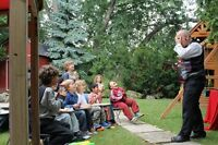 "Magician Services ""With Live Animal Petting Zoo"" 416-931-5437"