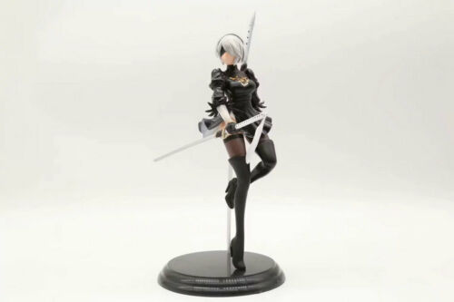 "9.8"" Nier Automata 2B YoRHa No. 2 Type B Animation Action Figure Toy in BOX"