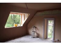 Plasterer , Builders, Manchester, Damp Control, K Rend, Stockport and Chorley