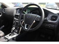 2016 Volvo V40 D3 SE Lux Nav 5dr Geartronic Automatic Diesel Hatchback