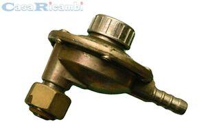 Regolatore gas bassa pressione verticale portata kg 1 - Portata pressione ...