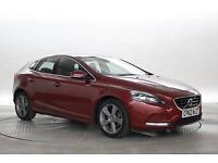 2012 (62 Reg) Volvo V40 1.6 D2 SE Passion Red 5 STANDARD DIESEL MANUAL