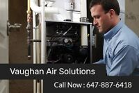 Furnace Repair, Installation, Cleaning & Service  -24/7 Same Day