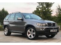 2006 BMW X5 Sport Exclusive Edition Auto 3.0 Diesel Facelift