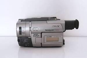 Sony Handycam CCD-TRV427E 8mm Camcorder Video Camera Recorder Sydney City Inner Sydney Preview