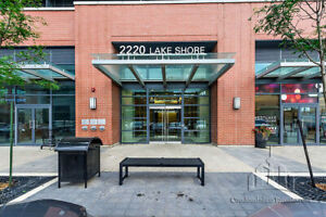 Fully furnished 1 bedroom condo at Parklawn-Lakeshore