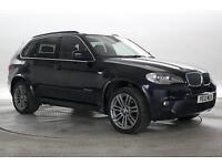 2012 (12 Reg) BMW X5 3.0 xDrive30d M Sport Met Blue DIESEL AUTOMATIC
