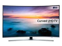 """49"""" SAMSUNG Curved TV Smart 4k Ultra HD HDR UE49KU6670 Warranty and Delivered"""