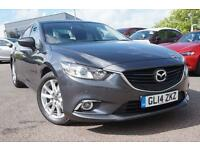 2014 Mazda 6 2.0 SE-L 4dr Manual Petrol Saloon