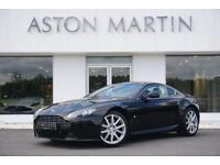 2013 Aston Martin V8 Vantage 2dr (420) Manual Petrol Coupe
