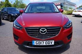 2017 Mazda CX-5 2.2d (175) Sport Nav 5dr AWD Manual Diesel Estate