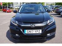 2017 Honda HR-V 1.5 i-VTEC EX CVT 5dr Automatic Petrol Hatchback