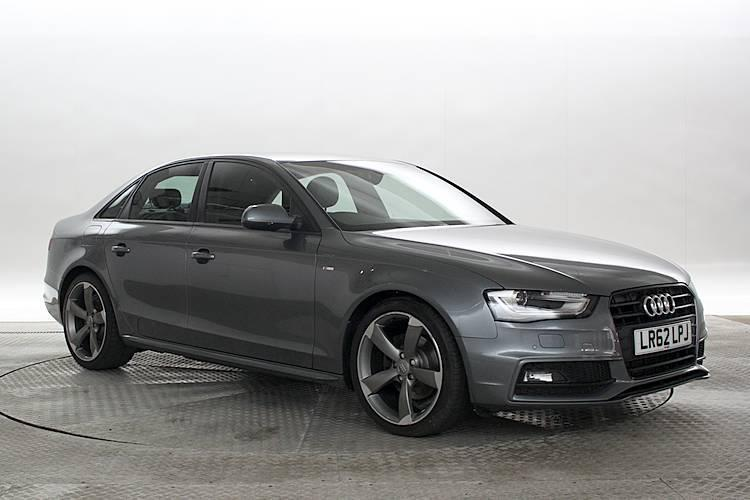 2012 62 reg audi a4 2 0 tdi 143 black edition monsoon. Black Bedroom Furniture Sets. Home Design Ideas