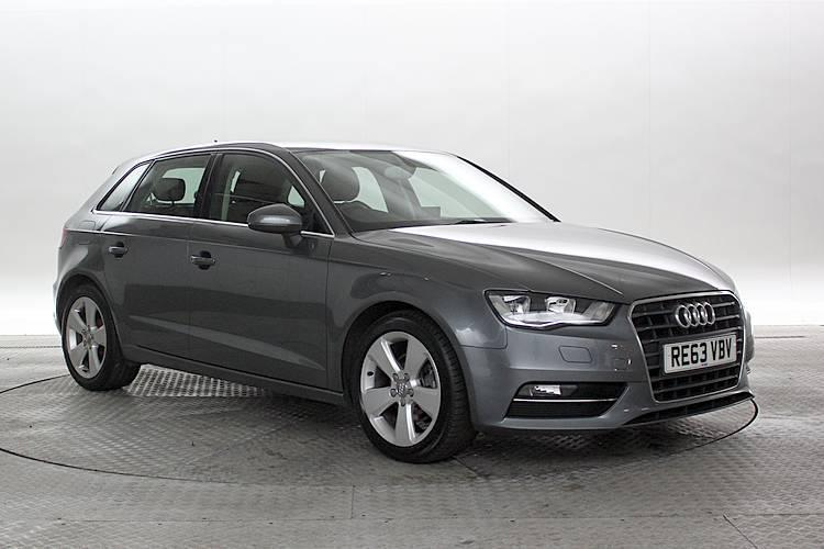 2013 63 reg audi a3 2 0 tdi 150 sport sportback new. Black Bedroom Furniture Sets. Home Design Ideas