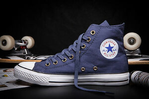 Converse All Star Blue High Tops Chuck Taylor mens size 8. 5 / 9