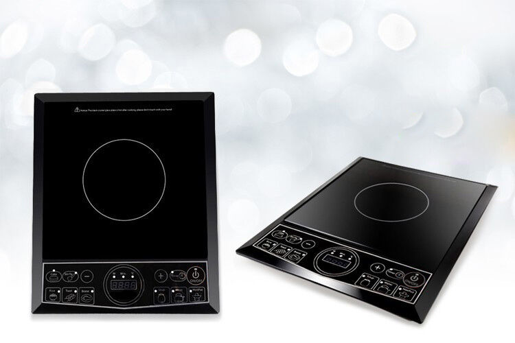 Cake Recipes In Induction Stove: 2000W Electric Induction Cooktop Portable Cooker Kitchen