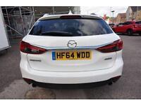 2014 Mazda 6 2.0 SE-L Nav 5dr Manual Petrol Estate
