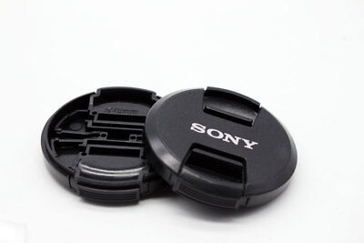 1 PCS New 55mm Lens Cap for Sony