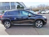 2014 Peugeot 2008 1.6 e-HDi 115 Feline (Calima) Manual Diesel Estate