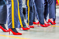 Pace Grande Prairie Walk a Mile in Her Shoes Campaign