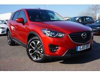 2017 Mazda CX-5 2.2d 175 AWD Sport Nav Auto Automatic Diesel Estate