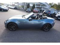 2015 Mazda MX-5 1.5 Sport Nav 2dr Manual Petrol Convertible