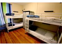 NO DEPOSIT!!! BEDS AVAILABLE IN A FLAT SHARE IN ZONE 2 NEAR BROADWAY MARKET!!,