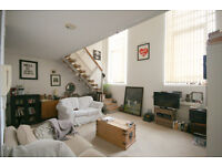 An incredible 1 double bedroom loft style apartment complete with gym & concierge in Archway