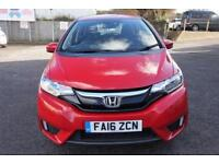 2016 Honda Jazz 1.3 S 5dr Manual Petrol Hatchback