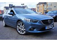 2015 Mazda 6 2.2d Sport Nav 5dr Manual Diesel Estate