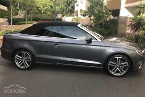 Audi A3 sport Convertible MY17