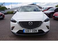 2017 Mazda CX-3 Sport Nav 1.5d 105ps Manual Diesel Hatchback