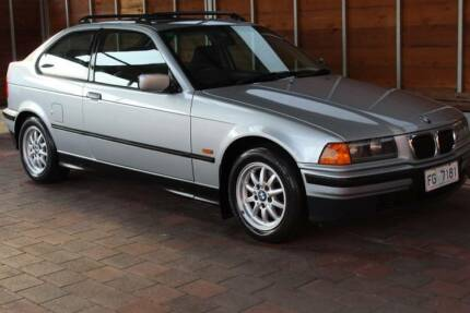 1998 BMW 1.9lt EFI 5 Speed Manual 318TI Hatchback Moonah Glenorchy Area Preview