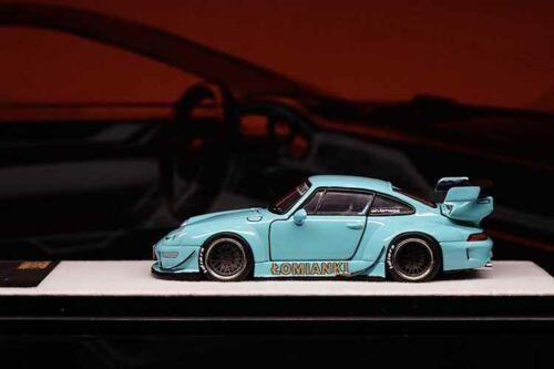 Rwb Rauh Welt Begriff For Porsche 993 New Pgm 1 64 Scale Diecast Car Model Ebay