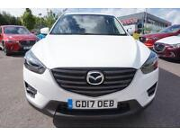 2017 Mazda CX-5 Sport Nav 2.2d 175 AWD Automatic Diesel Estate